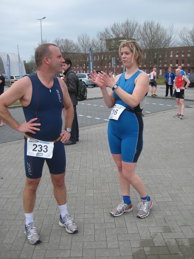 Aqualero Zwemloop Groningen