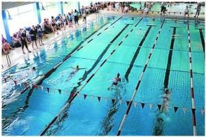 Aqualero masters zwemmen Freizeitbad AquaToll Schortens