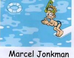 Sportman Marcel Jonkman