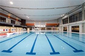 Zwembad Sportstad Heerenveen