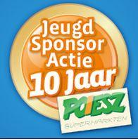 Poiesz Jeugd Sponsor Actie