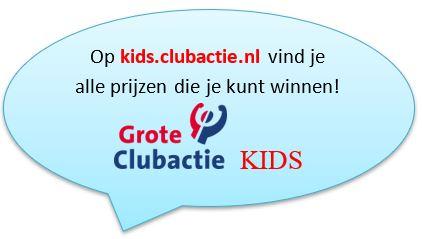 GroteClubActie kids.clubactie.nl